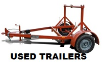 Photo of a used trailer.
