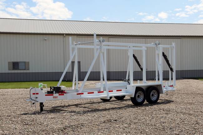 More about the '2 Reel Self Loading Trailer' product