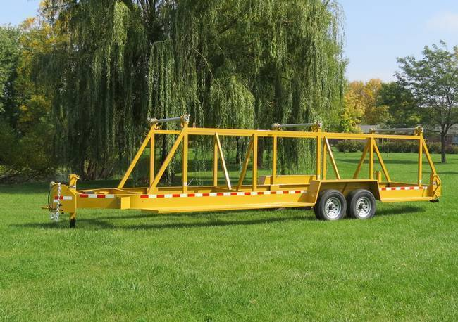 More about the '3 Reel Trailer w/10k Axles' product