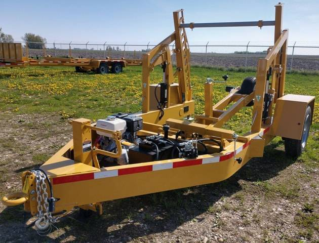 More about the '10K MG Single Reel Trailer With Hydraulic Rewind' product