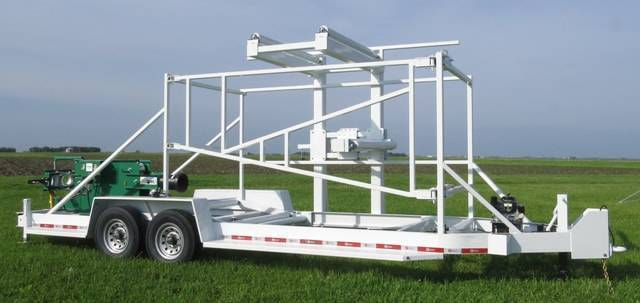 More about the 'Gas Coil Pipe Trailer With Line Tamer 3-6