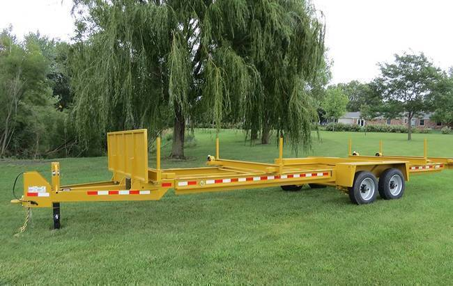 More about the 'Telescoping Stick Pipe Trailer' product